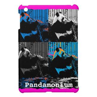 Cute Giant Panda Bear in colourful Artwork Cover For The iPad Mini