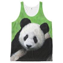 Cute Giant Panda Top
