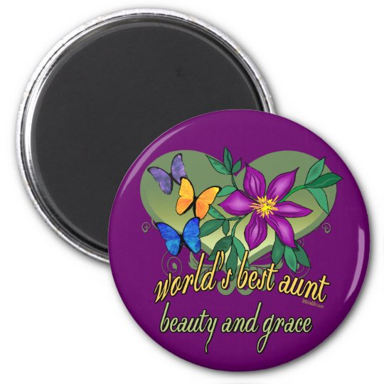 Cute Gifts For Aunts Magnet