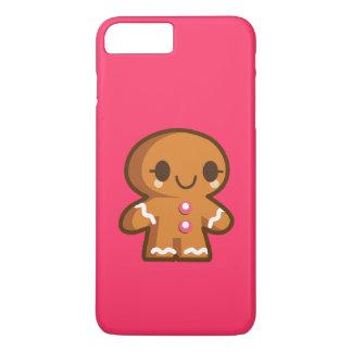 Cute Gingberbread Man iPhone 7 Plus Case