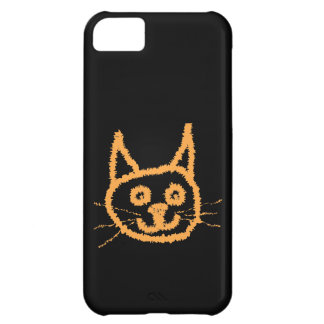 Cute Ginger Cat. Cover For iPhone 5C