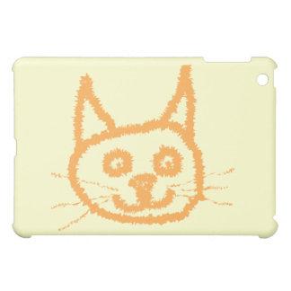 Cute Ginger Cat. iPad Mini Covers