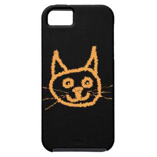 Cute Ginger Cat. iPhone SE/5/5s Case