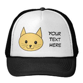 Cute Ginger Cat. Trucker Hat