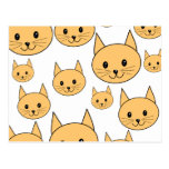 Cute Ginger Cats. Post Cards