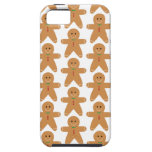 Cute Gingerbread Man Pattern iPhone SE/5/5s Case