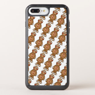 Cute Gingerbread Men Speck iPhone Case