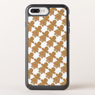 Cute Gingerbread Women Speck iPhone Case