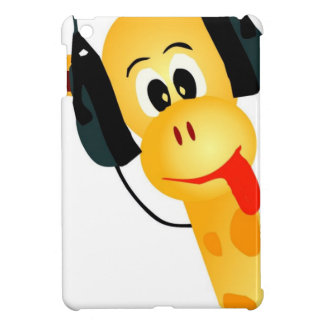 Cute Giraffe Cartoon Destiny Nature iPad Mini Case