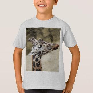 Cute Giraffe Close-up Of Head and Neck T-Shirt