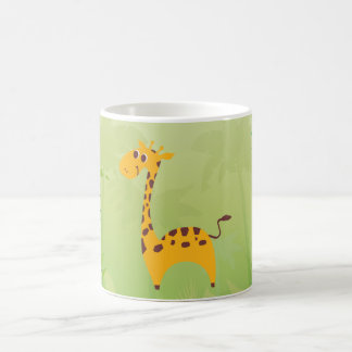 Cute Giraffe Coffee Mug