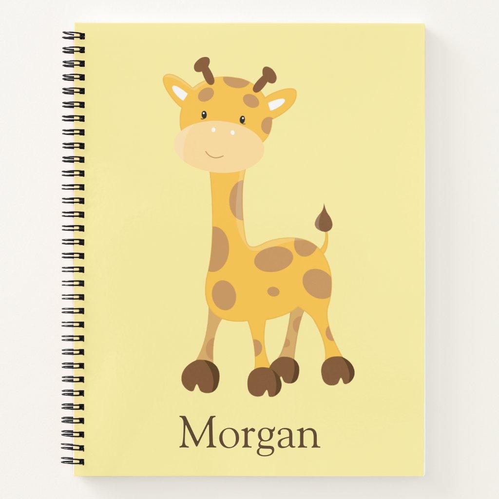 Cute Giraffe Facts Personalize