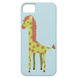 Cute Giraffe Graphic Cell Phone Cover Kids Fun