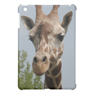 Cute Giraffe iPad Mini Cases