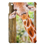 Cute Giraffe iPad Mini Cover
