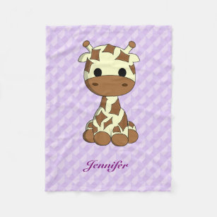 Make Your Own Kawaii Giraffe Blanket Bundle Up In Yours Today