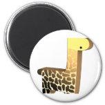 Cute Giraffe Magnets