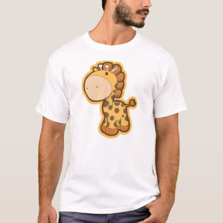 Cute Giraffe T-Shirt