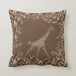Giraffe Pillows - Decorative & Throw Pillows Zazzle