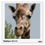 Cute Giraffe Wall Decal