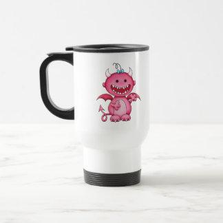 cute girl devil mug
