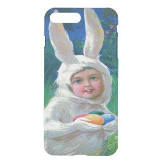 Cute Girl Easter Bunny Costume Field iPhone 8 Plus/7 Plus Case