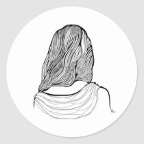 artsprojekt, salon, hairstylist, teen, dresser, woman, female, stylist, stylists, women, professional, beauty, fashion, hairstyle, minimalist, hairstylists, illustration, spa, young, minimalism, hairdresser, white, design, saloon, beautician, consultant, girl, hair, home, Sticker with custom graphic design
