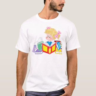 cute girl reading T-Shirt