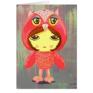 Cute Girl - Sonia 2047 Card