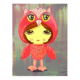 Cute Girl - Sonia 2047 Postcard