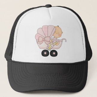 Cute Girl Trucker Hat