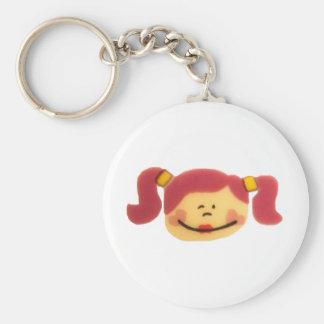Cute Girlie design! Keychain