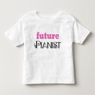Cute Girls Future Pianist T-shirt