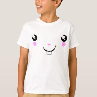 cute girls Kawaii guinea pig t-shirt for kids