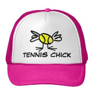 cute girls tennis hat gift