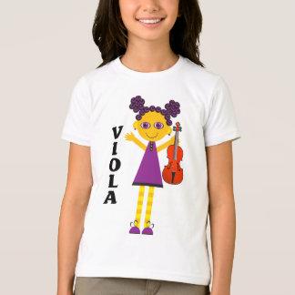Cute Girls Viola T-shirt