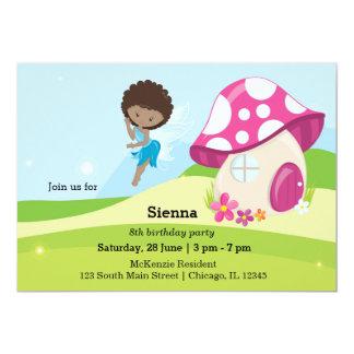 Cute girly Fairy Card