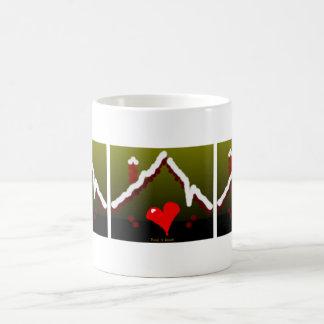 Cute Girly Heart Home Love Bride / House-of-Grosch Coffee Mug