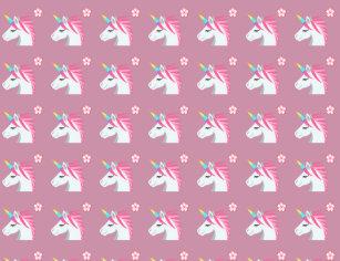 Pink emoji pacifiers zazzle cute girly pink unicorn flower emoji pattern pacifier mightylinksfo Images