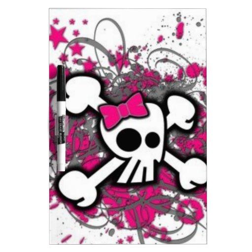 31 awesome girly skull - photo #18