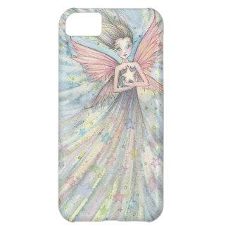 Cute Girly Star Fairy Fantasy Art iPhone 5 Case