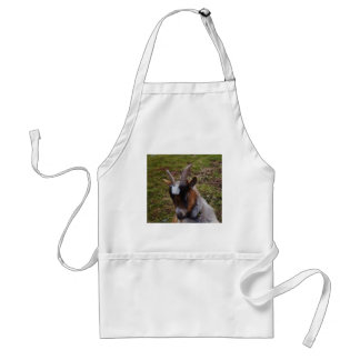 Cute Goat. Adult Apron