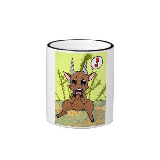 Cute Goat Coffee Mugs