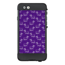Cute Goat Pattern Design Vintage Farm Animal Art LifeProof NÜÜD iPhone 6 Case