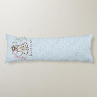 CUTE GOAT YOGA | Namaste GetYerGoat™ Body Pillow