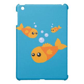 Cute Goldfish Case For The iPad Mini