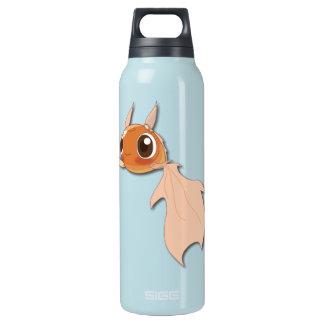 Cute Goldfish Funny Cartoon Kawaii Insulated Water Bottle