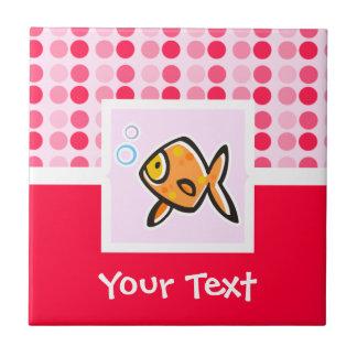 Cute Goldfish Tile