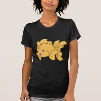 Cute Goldfish Tee Shirt