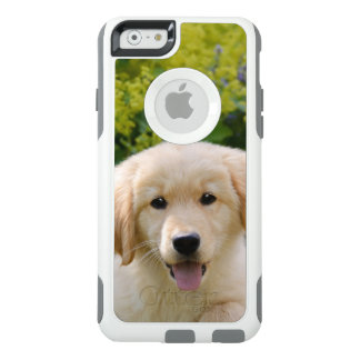 Cute Goldie Retriever Dog Puppy Pet Photo Commuter OtterBox iPhone 6/6s Case